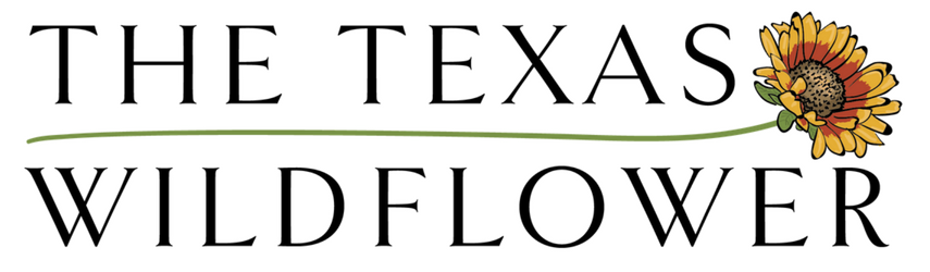 The Texas Wildflower Blog Header Image